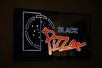 Este es el nuevo menú de Black Pizza