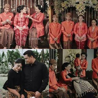 Kado Indah Jokowi Mantu