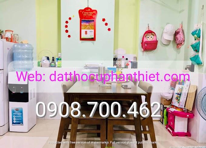 Bán nhà đẹp 1 trệt + 1 lầu, trung tâm Phan Thiết, đặc biệt giá chỉ 1,65 tỷ