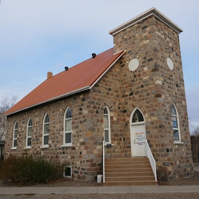 historical, church, Estevan, Saskatchewan, Presbyterian