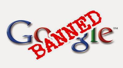Banned Google