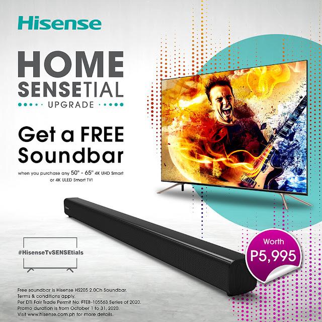 Hisense TV Gizmo Manila