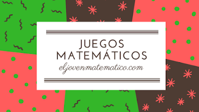 Nueva sección juegos matemáticos
