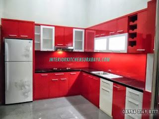 Kitchen Set Murah Surabaya Gresik