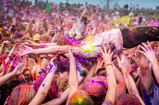 Holi : a Joyful and Colorful Festival