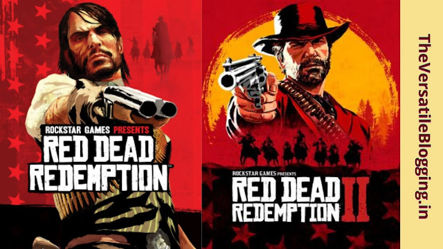 Red Dead Redemption Series - Best Games Like GTA For PC [Latest]