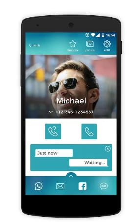 Download Eyecon Dialer App for Android