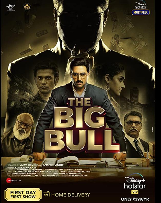The Big Bull 2021 x264 720p WebHD Esub Hindi THE GOPI SAHI