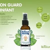 Henature On Guard Infant (0-12bln) essential oils Booster imun Bayi
