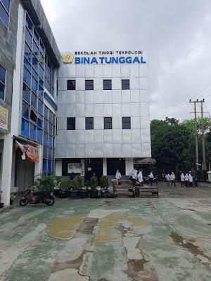 Biaya Kuliah Sekolah Tinggi Teknologi Bina Tunggal Bekasi (STT Bina Tunggal) Tahun 2021/2022