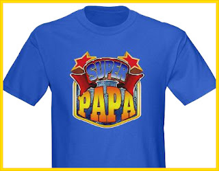 stargazer designs funny t shirts and gifts super papa. Black Bedroom Furniture Sets. Home Design Ideas