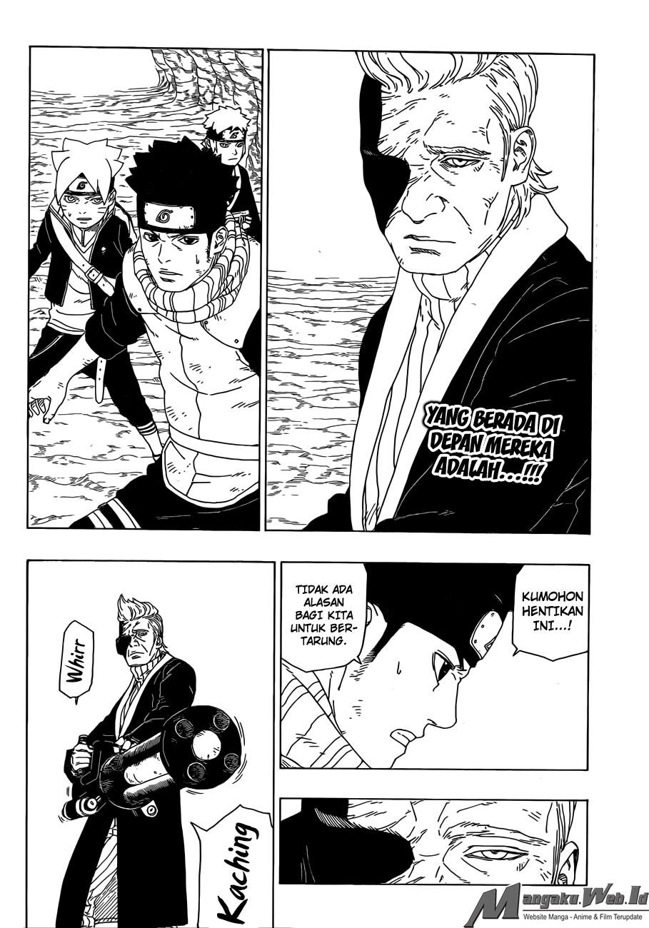 Boruto : Naruto Next Generation Chapter 20