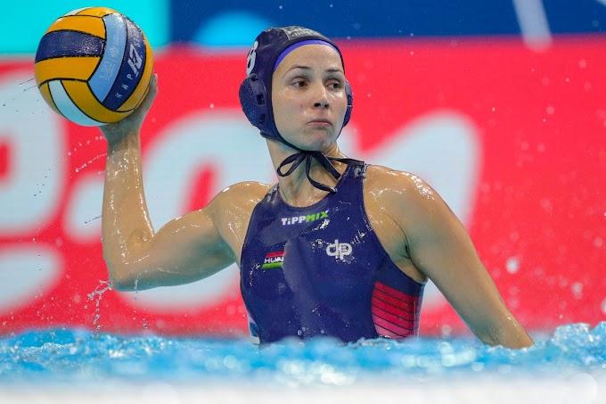 Magyar diadal, újabb lépést tettek az olimpia felé a lányok