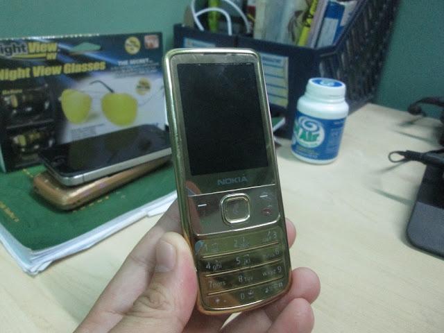Điện thoại Nokia 6700 Classic Gold Edition tại Tp HCM 1