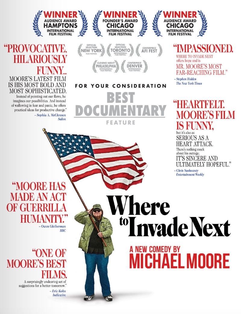 Documentary movie review format apa
