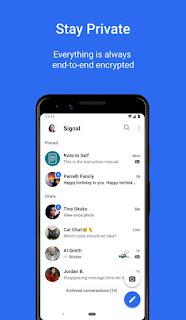Download Signal App