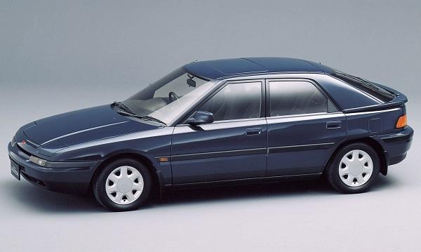 Ficha Técnica Mazda 323 1.6 16v 1991