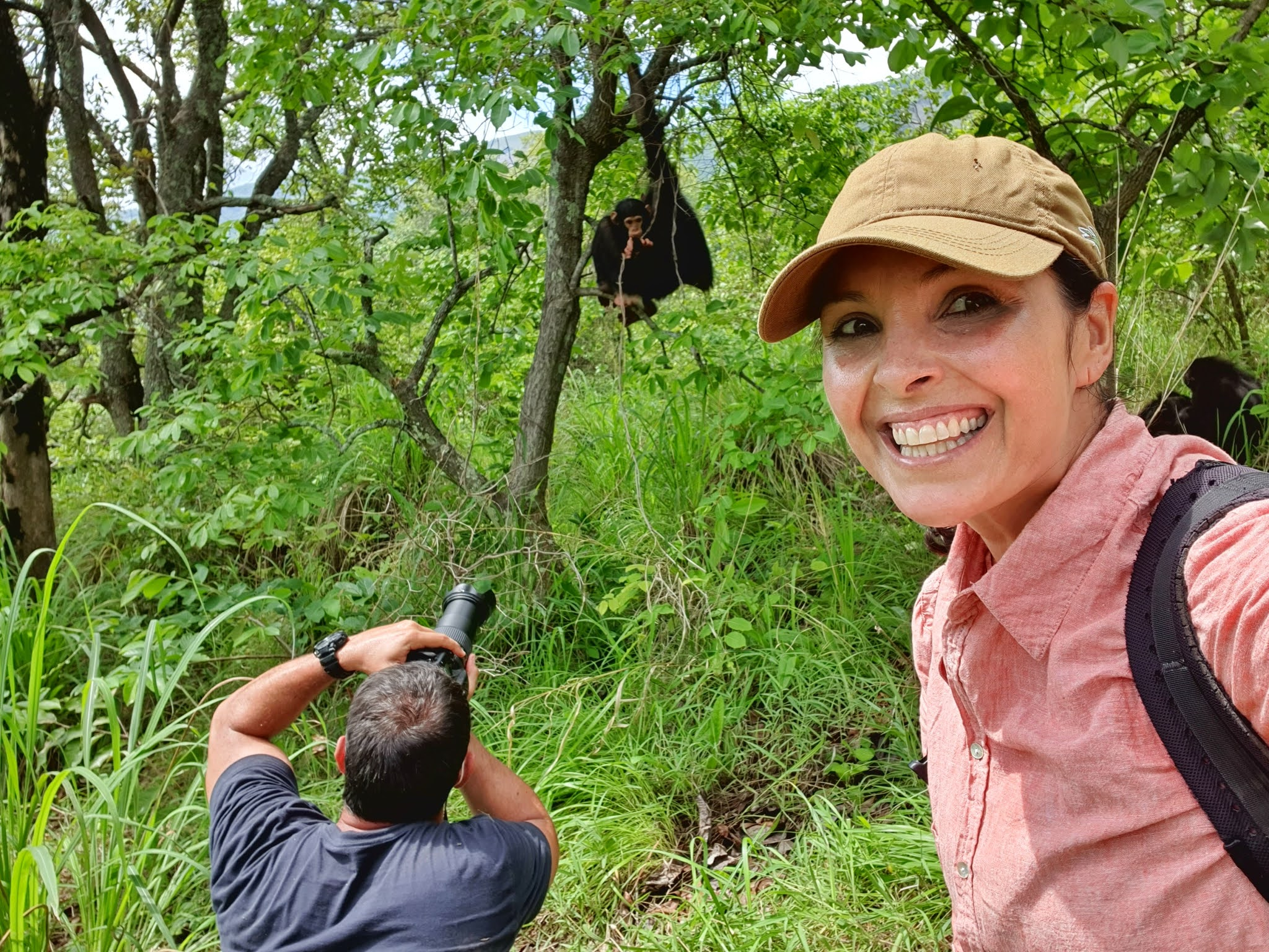 Gombe, o parque dos chimpanzés na Tanzânia: vídeo de viagem