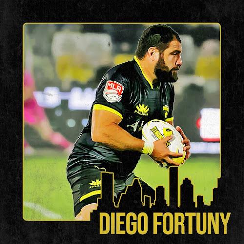 Diego Fortuny seguirá jugando en Estados Unidos