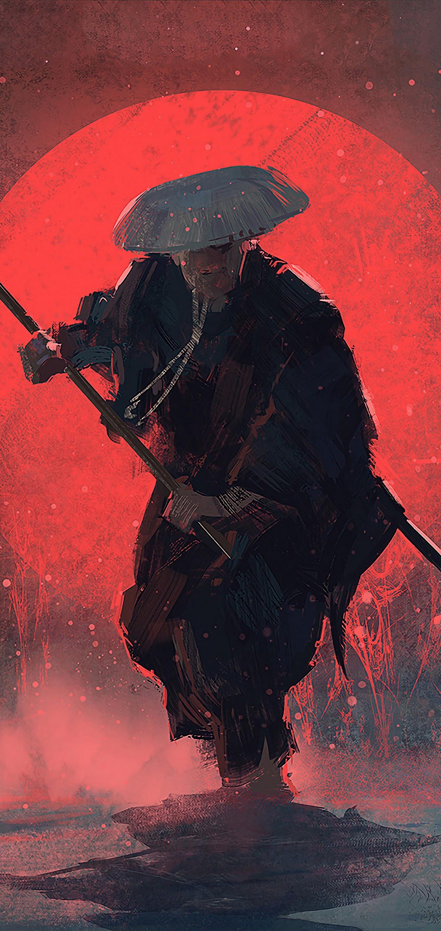 samurai art fantasy uhdpaper.com 4K 109