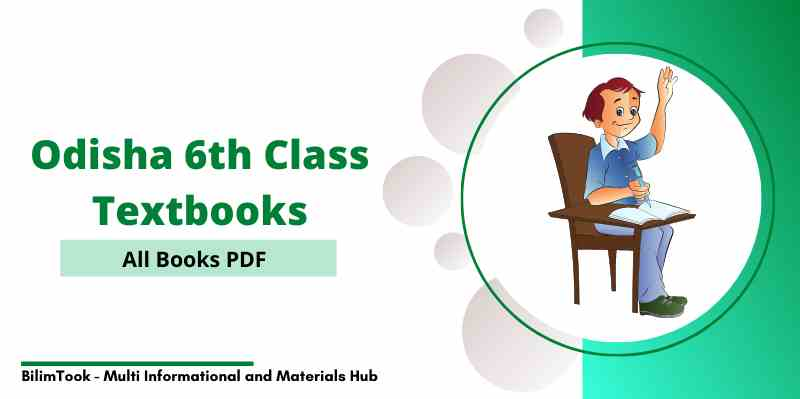 Odisha 6th Class All Books PDF Download - 2021