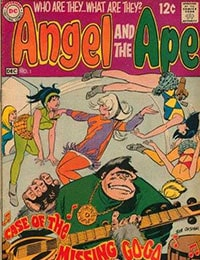 Read Angel And The Ape (1968) comic online