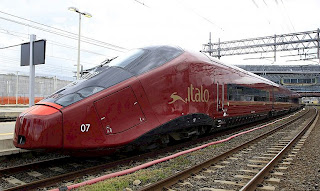 Italo trains, Italy's new high-speed train routes
