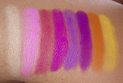 Resenha : Paleta de Sombra Para Os Olhos VENAS 🍁