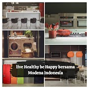 Live Healthy be Happy bersama Modena Indonesia