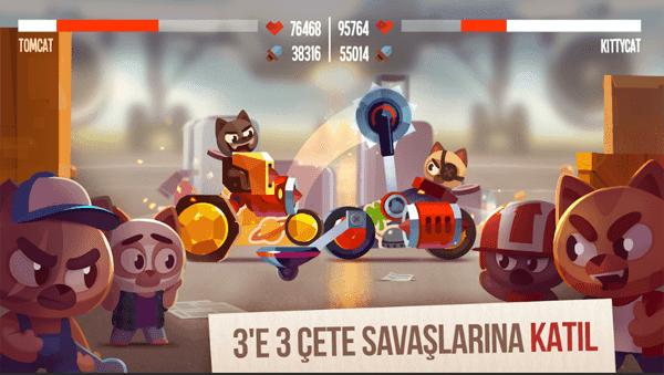 CATS: Crash Arena Turbo Stars Görselleri - 4