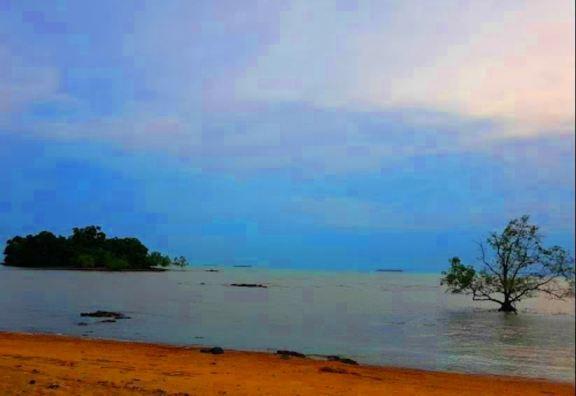 Casa Rasa Sayang Resort pantai
