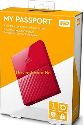WD My Passport Driver Windows 7 Download