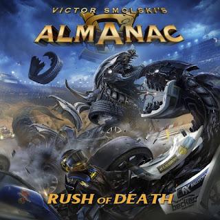 """Το βίντεο των Almanac για το """"Rush Of Death"""" από το ομότιτλο album"""
