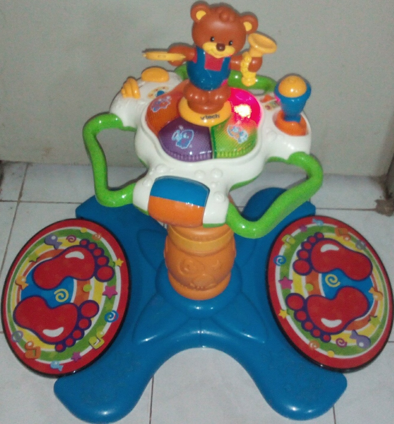 TenderLovingCare Toys: VTech 3in1 Sit To Stand Tower (used)