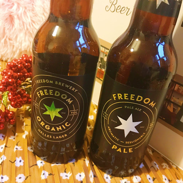 Freedom beers from the inside inn gift set