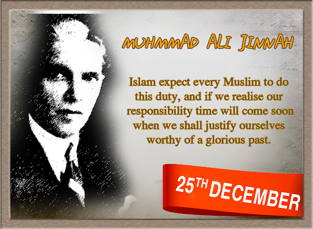 Islam expect every Muslim to do this duty, and if we realise our responsibility time will come soon when we shall justify ourselves worthy of a glorious past.