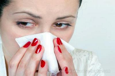 5 Cara Alami Mengatasi Hidung Tersumbat Dalam 1 Hari