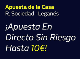 william hill promo Real Sociedad vs Leganes 8-11-2019