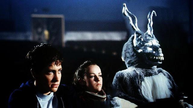jake gyllenhaal and a rabbit