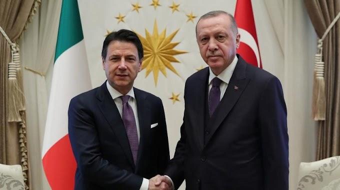 Διπλωματικό επεισόδιο Ιταλίας - Τουρκίας λόγω ψευδών δημοσιευμάτων του Anadolu
