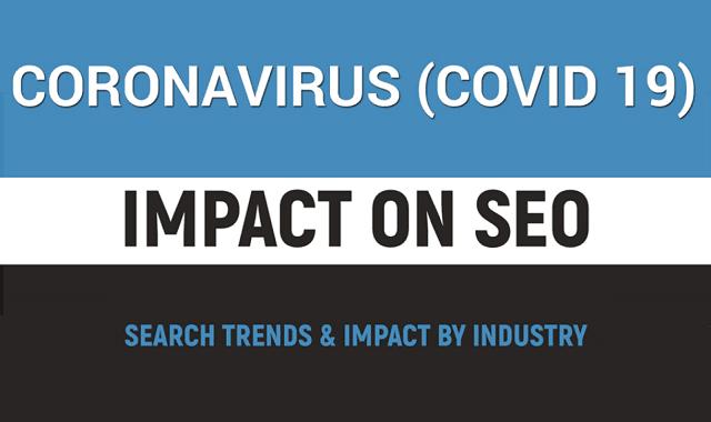 Impact of coronavirus on SEO industry