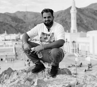 وفاة المصور حميد جعفر بعد سقوطه أثناء عملة المهني
