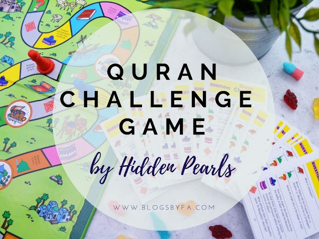 Quran Game Challenge Eid Gift Idea for boys