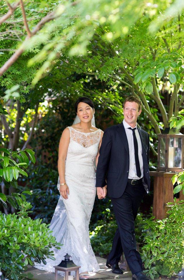 Mark Zuckerberg Married To Priscilla Chan