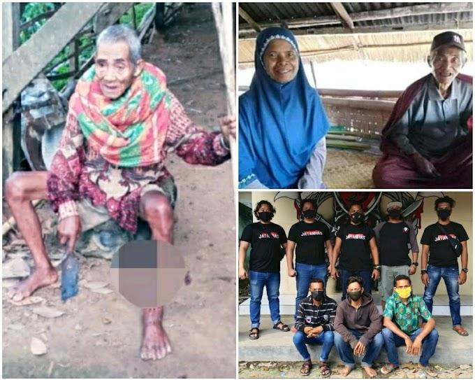Ternyata, Dalang Penganiayaan Kakek Nenek Desa Kawuwu Bima, Satu Anak Pak Kades