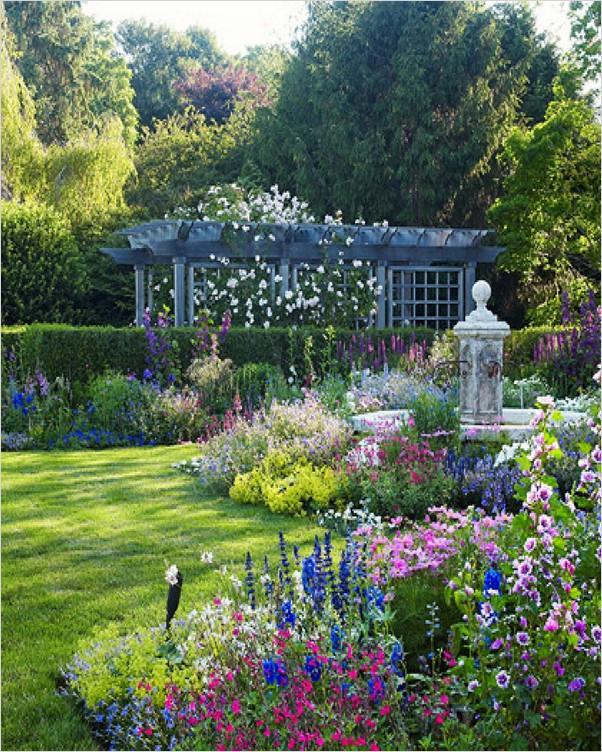 Flower GARDEN Designs   Home Interior Exterior Decor ...