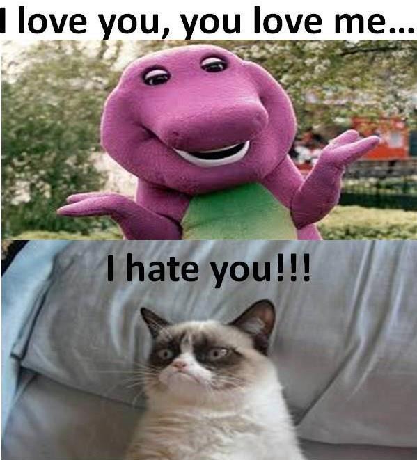 Funny Grumpy Cat Christmas Memes.Grumpy Cat Part 2 Funny Grumpy Cat Memes