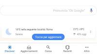 Attivare Google Discover per avere notizie personalizzate su Android e iPhone