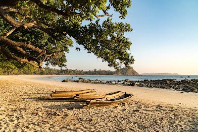 Linthar bay - Ngapali - Myanmar