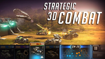 League of War Mercenaries Mod Apk v7.3.51